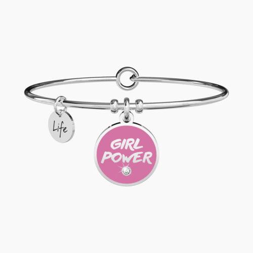 Bracciale Kidult con ciondolo Girl Power 731702