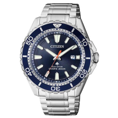 Orologio Citizen Promaster Diver's 200 Metri Blu BN0191-80L
