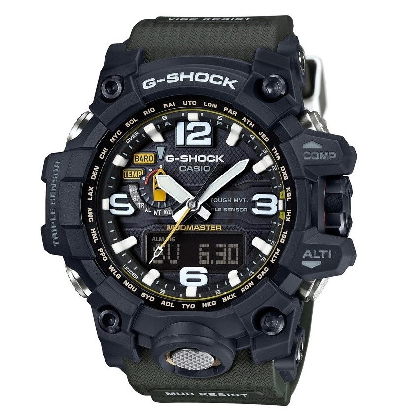 Orologio Casio G-Shock Mudmaster GWG-1000-1A3ER