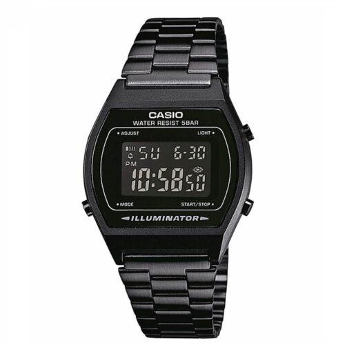 Orologio Casio Collection Nero B640WB-1BEF