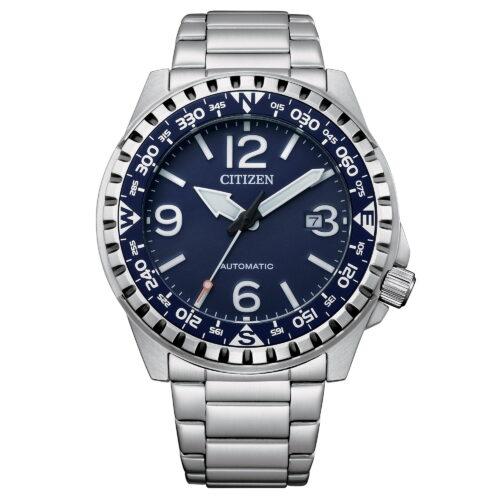 Orologio Automatico Blu