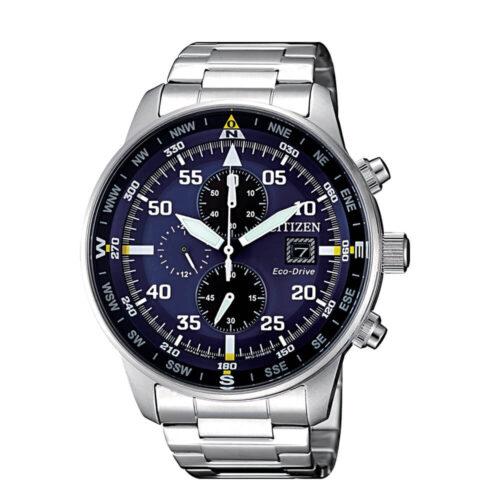 Orologio Citizen Crono Aviator CA0690-88L