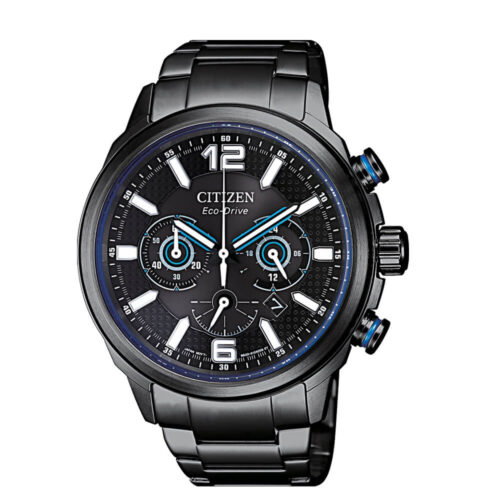 Orologio Citizen Crono Racing Nero CA4385-80E