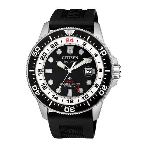 Orologio Citizen Diver's Super Titanio GMT BJ7110-11E