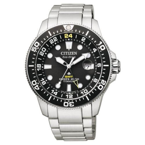 Orologio Citizen Diver's Super Titanio GMT BJ7110-89E