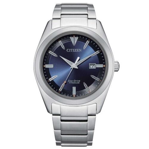 Orologio Super Titanium Blu Citizen