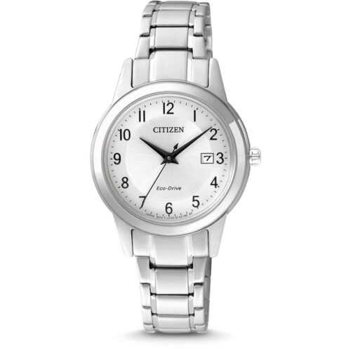 Orologio Donna Citizen Lady Quadrante Bianco Eco Drive