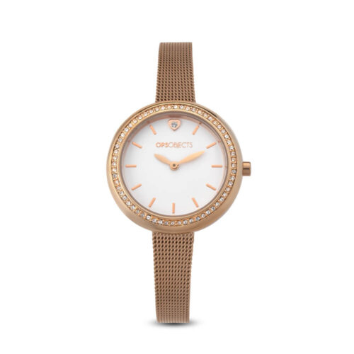 Orologio Ops Objects Charme Mesh OPSPW-573