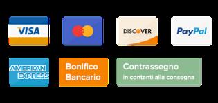 metodi di pagamento su Chiara Gioielleria